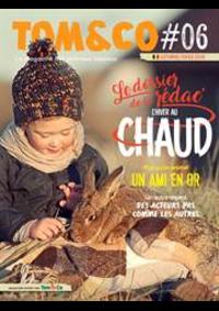 Journaux et magazines Tom&Co Namur : Tom&Co Mag