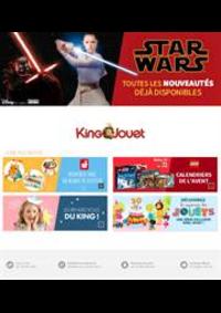 Prospectus KING JOUET CLAYE SOUILLY : Nouveautés Star Wars