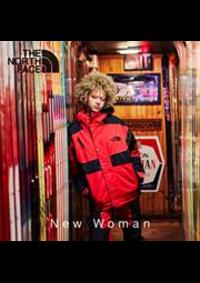 Prospectus The North Face PARIS : New Woman