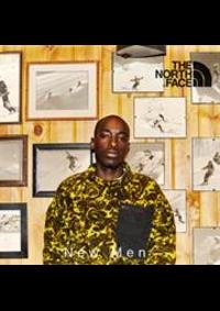 Prospectus The North Face PARIS : New Men