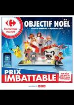 Prospectus Carrefour Market : Le meilleur des jouets