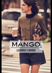 Prospectus MANGO PARIS 6 - Montparnasse : Leandra x Mango