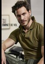 Prospectus Carnet de Vol : Nos Polos Homme