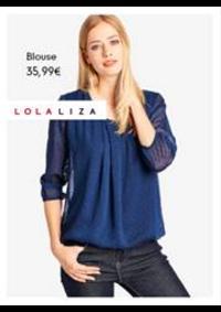 Prospectus Lola & Liza WAVRE : Petite Lola touche de glamour et etincelante pour votre tenue de tous les jours!