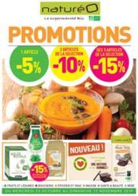 Prospectus NaturéO VERT-SAINT-DENIS : Promotions