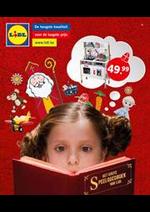 Prospectus Lidl : Le grand livre des jouets de Lidl
