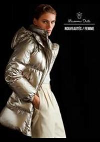 Catalogues et collections Massimo Dutti PARIS : Nouveautés  Femme