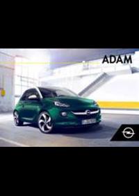 Prospectus Opel Comblain-Au-Pont : Opel Adam