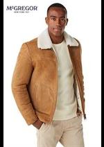Prospectus Mc Gregor : Outerwear Homme