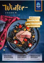 Prospectus Aldi : Winter - Zauber