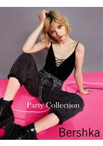 Catalogues et collections Bershka : Party Collection