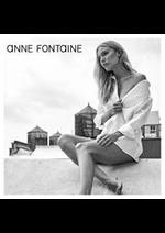 Prospectus Anne Fontaine : Lookbook Femme