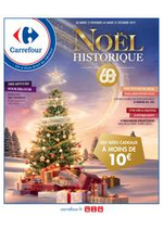 Promos et remises  : Noël Historique