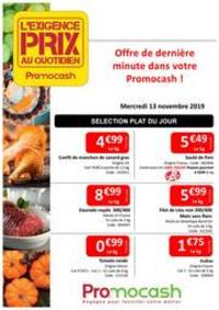 Prospectus Promocash Vert Saint Denis : Offre de dernière minute