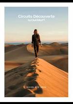 Journaux et magazines  : Circuits Découverte  Hiver-Été 2020