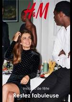 Catalogues et collections H&M : Restez fabuleuse