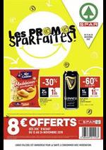 Prospectus  : Les Promos Spar faites!