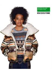 Catalogues et collections United Colors of Benetton Ostende - Kapellestraat  : New Sexico  Femme