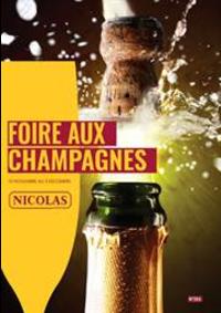 Prospectus NICOLAS AUBERVILLIERS MAIRIE : Foire aux champagnes
