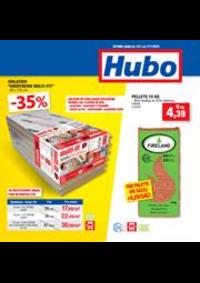 Prospectus Hubo Enghien : Depliant Hubo