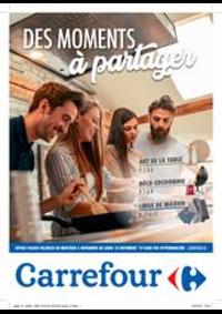 Prospectus Carrefour Express BRUXELLES Madou : Des moments a partager