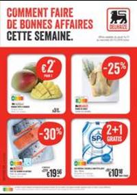 Prospectus Proxy Delhaize Wemmel : Nouveau: Promotion de la semaine