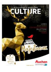 Prospectus Auchan Val d'Europe Marne-la-Vallée : culturoscope