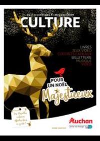 Prospectus Auchan PUTEAUX : culturoscope