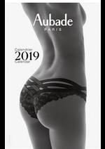 Prospectus Aubade : Calendier 19