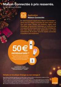 Prospectus Boutique Orange OSNY : Maison Connectée à prix resserrés.