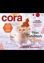 Prospectus Cora : Mon Traiteur en Fêtes 2019