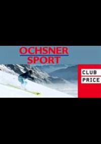 Prospectus Ochsner Sport Basel - Stücki Shopping : Club price