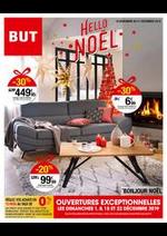 Promos et remises BUT : Hello Noël