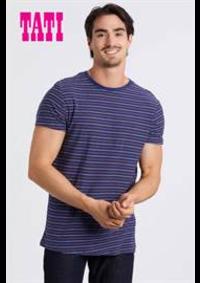 Prospectus Tati VILLETANEUSE : T- Shirts Homme