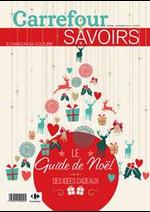 Promos et remises  : Magazine Savoirs Novembre Recto