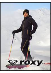 Catalogues et collections Roxy Arcueil : Snow Lookbook