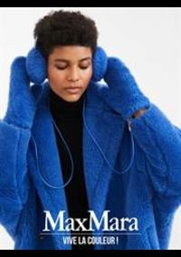 Prospectus Max Mara Paris 1 : Vive la Couleur!
