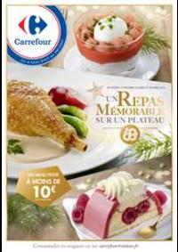 Prospectus Carrefour CHARENTON LE PONT : TRAITEUR NOEL