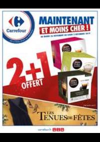 Prospectus Carrefour LYON 2 : Maintenant et moins cher