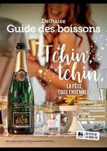 Prospectus Proxy Delhaize : Delhaize Guide des boissons