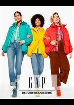 Prospectus Gap : Collection Hiver 2019 / Femme