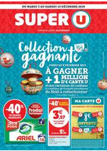 Prospectus Super U : COLLECTION GAGNANTE