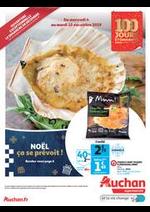 Prospectus Auchan Supermarché : La course aux cadeaux est ouverte !