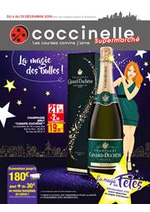 Prospectus Coccinelle : La magie des Bulles!