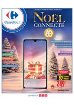 Prospectus Carrefour : Noël Connecté