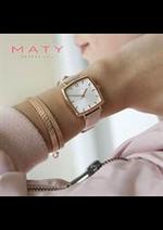 Prospectus Maty : Lookbook Femme