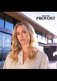 Prospectus Franck Provost PARIS : Lookbook Femme
