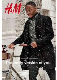Prospectus H&M Charenton : The party version of you