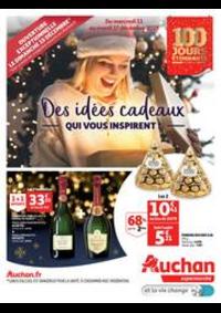 Promos et remises Auchan SENS : Des idées cadeaux qui vous inspirent