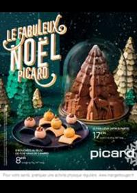 Prospectus Picard SENS : Le Fabuleux Noël Picard